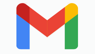 Google Mail. Login page
